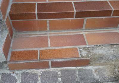 Renovierung – Treppe